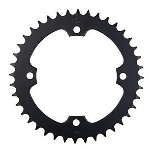 Primary Drive Rear Steel Sprocket 40 Tooth for Kawasaki KFX 400 2003-2006