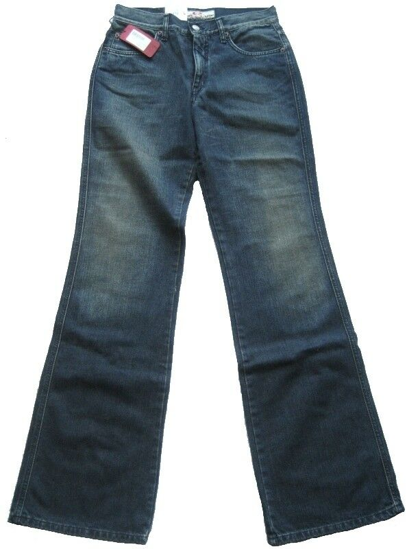 TAKE TWO Damen Jeanshose Blau Gr. W31-L34
