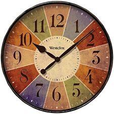 Westclox 32897 12&#34 Kalediscope Wall Clock