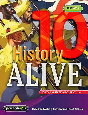 1 of 1 - History Alive 10 for the Australian Curriculum and EBookPLUS by Luke Jackson, R…