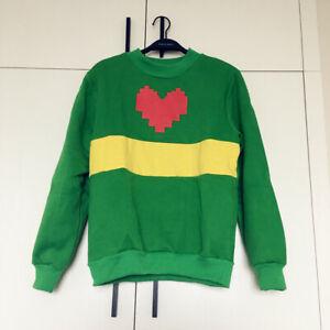 Shirt Chara Sweatshirt Costume Cosplay