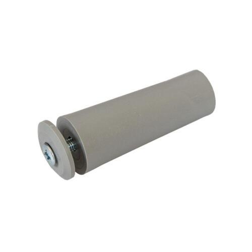Rideau Roulant attentat attentat butées attentat tampon critère 60 mm gris
