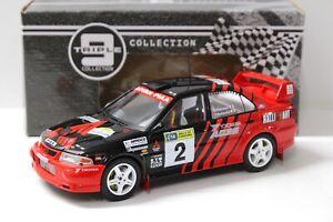 1-18-triple-9-Mitsubishi-Lancer-Evo-VI-rally-canberra-New-en-Premium-modelcars