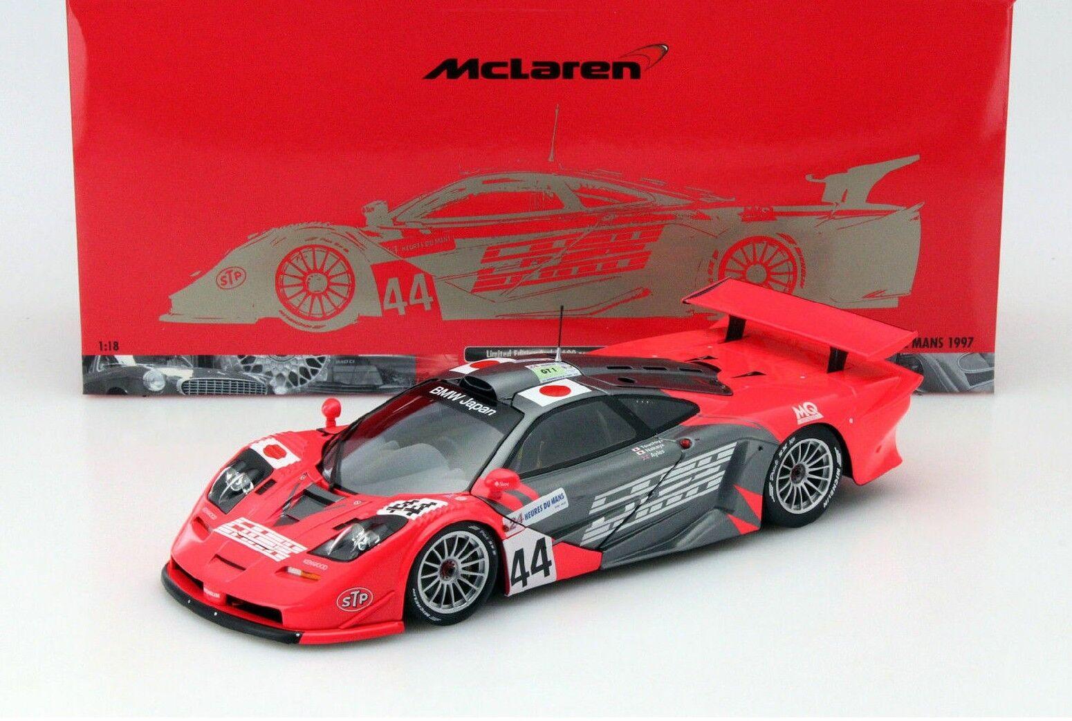 MINICHAMPS McLaren F1 GTR h LeMans 1997 Team Lark 1 18New  VERY RARE