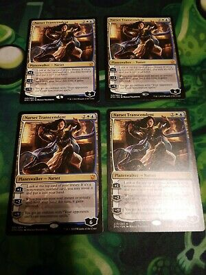 x4 Display of Dominance MTG Dragons of Tarkir U M//NM English