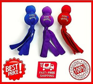 KONG-Wubba-Classic-Dog-Toy-Assorted-Color-Free-amp-Fast-Shipping