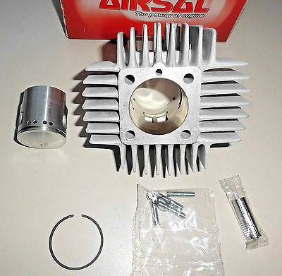 Super Maxi Rennzylinder Airsal 45mm 70ccm Puch Maxi X 30 X 40 Mofa Moped Motor