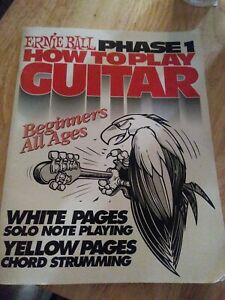 Ernie Ball Phase 1 How To Play Guitar Self Lesson Beginner