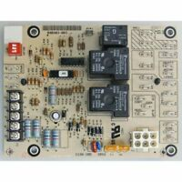 Honeywell Furnace Fan Control Circuit Board St9120c2010