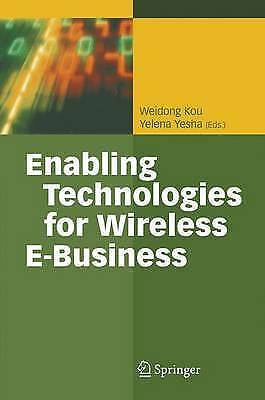 1 of 1 - Enabling Technologies for Wireless E-Business-ExLibrary