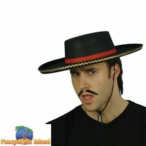 Spanish Hat Culture European Mexican Men/'s Fancy Dress Costume