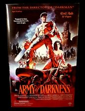 """Sideshow Army of Darkness Movie  Evil Ash 12"""" Figure Bruce Campbell ."""