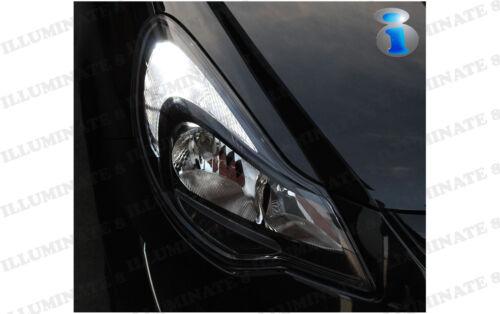 Corsa D Cree LED Daytime Running Lights DRL Sidelights Canbus Error Free SRI VXR