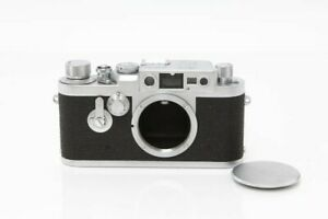 near-Mint-Leica-IIIG-Body-Silber-35mm-Rangefinder-Film-Camera-aus-Japan-1127