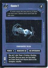 Star Wars CCG Death Star II Scimitar 2