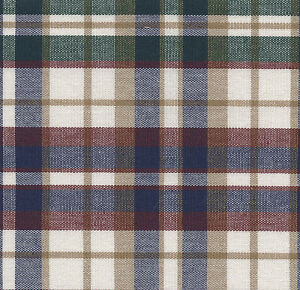Longaberger-13-inch-Measuring-Basket-WT-Woven-Traditions-Plaid-Fabric-Liner-NIP