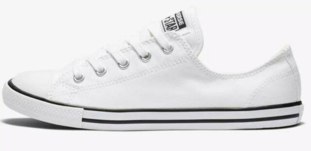 cd70d5fc90fc61 Used Converse Chuck Taylor All Star Dainty Low Top 7M with box (530057F-100