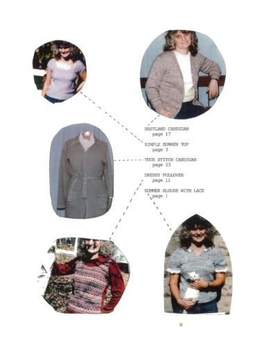 Great Beginner Projects Easy Sweaters And Cardigans