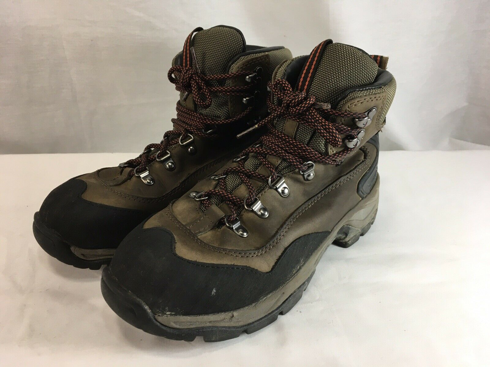 LL Bean Hiking Boots shoes Mens 9 M  Brown High Top Lace Up Gore Tex Trail  cheapest price