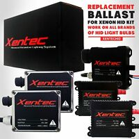 2x Replacement Ballasts For Xentec Xenon Hid Conversion Kit H4 H7 H11 H13 9006