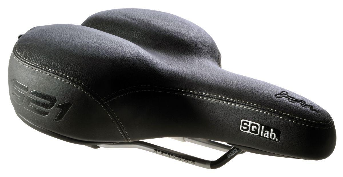 Sqlab 621 active City confort  sillín bici - 21cm  en linea