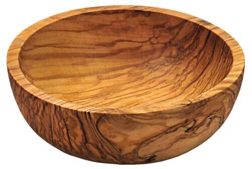 KESPER BOL Ø 15 cm Hauteur 5,3 cm Olivenholz brou de noix Knabber Coque 29140 60
