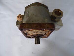 ORSTA hydraulik Hydraulikpumpe Pumpe Zahnradpumpe Typ 33/20.0-221 TGL 37069