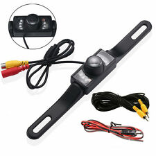 170° CCD CMOS Waterproof Infrared Auto Reversing View Parking Backup Camera Kits