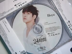 Details about INFINITE 24 Hours 24時間 Japanese single Hoya version - kpop  Hoya nct bts twice