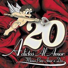 Various Artists 20 Adictos Al Amor CD ***NEW***