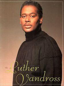 LUTHER-VANDROSS-1990-BEST-OF-LOVE-TOUR-CONCERT-PROGRAM-BOOK-BOOKLET-NMT-2-MINT