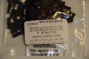 970610 Lego Technic 3M Cross Axle, Bag of 100 4519