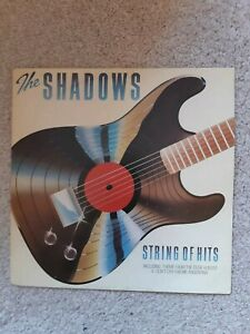 The-Shadows-String-Of-Hits-1979-NM-Vinyl-LP-EMI-33-Excellent-Vinyl-EMC-3310