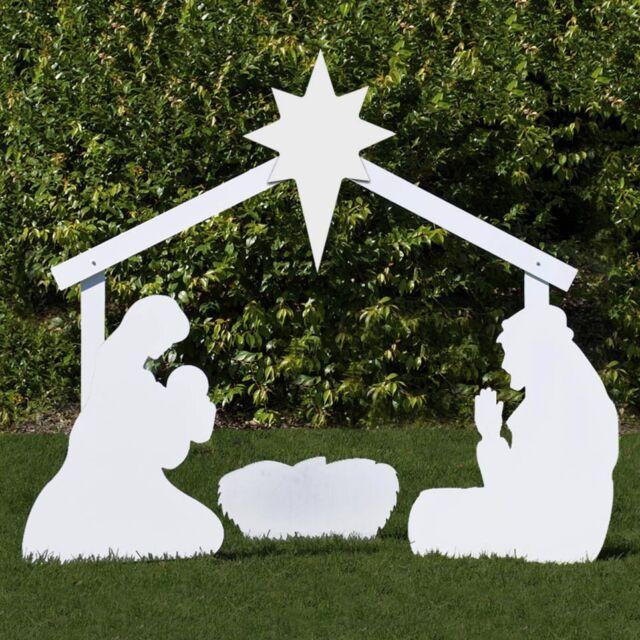 nativity scene Outdoor