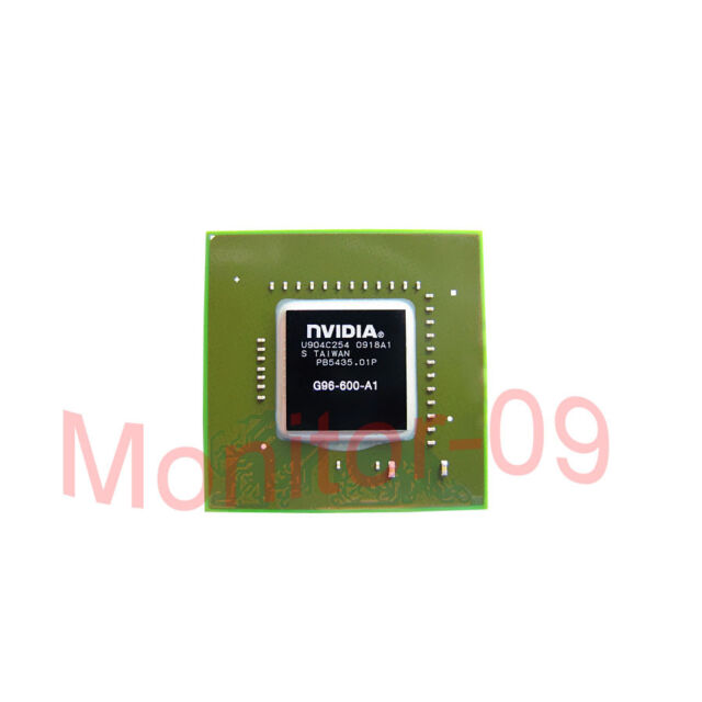 Original NVIDIA G96-600-a1 BGA IC Chipset With Solder Balls