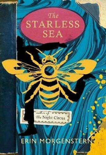 The Starless Sea by Erin Morgenstern 9781910701454 | Brand New
