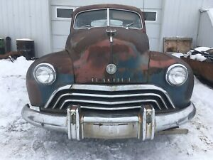 1948 Oldsmobile 2dr coupe project