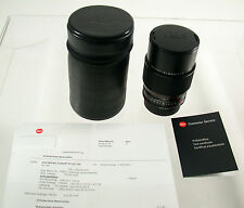 LEICA APO-Macro-Elmarit R 2,8/100 100 100mm F2,8 2,8 world best top 3-cam