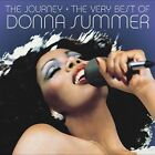 The Journey: The Very Best of Donna Summer by Donna Summer (CD, Sep-2003, UTV)