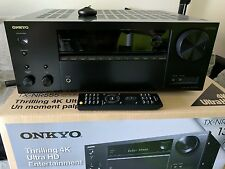 Onkyo TX-NR 555 schwarz