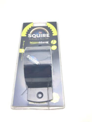 Squire PONTE àncora di muro Blu 120 x 46x 43 mm Per Tempo Libero BIKE LOCK PLATE