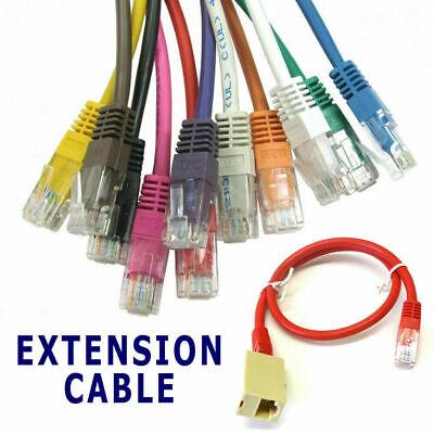 25CM - 20M RJ45 Extension Cable Cat6 Gigabit Internet ...