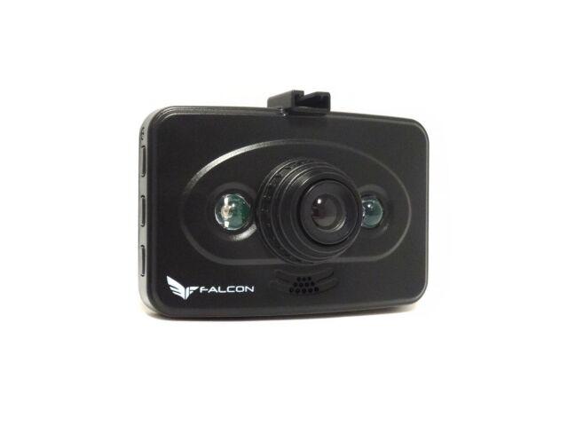 """VIDEO CAMARA GRABADORA FALCON HD61-LCD 2,7"""" HD 1.3Mp DVR CAMERA COCHE"""