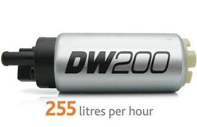 DeatschWerks 255 LPH DW200 Series In-Tank Fuel Pump Universal Gas Ethanol 9-201