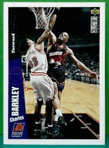 Charles Barkley regular card 1996-97 Upper Deck Collector's Choice #126