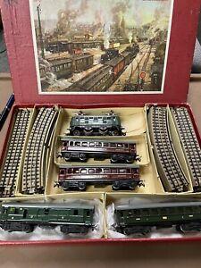 Marklin ES 841/4 Red Box Set 800 700 1940 1950