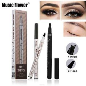 bd90bf0325e Image is loading Hot-Patented-Microblading-Tattoo-Eyebrow-Ink-Pen-Sketch-