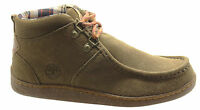 Timberland Earthkeepers Ek Joe E Mid Dwr Mens Chukka Shoes Brown 5916a D122