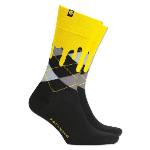 ORIGINAL BVB-Business Socke Burlington Borussia Dortmund