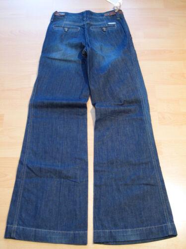 W26 D' l34 Pour Taille Femmes Jeans Pattes Replay 4O0wSS